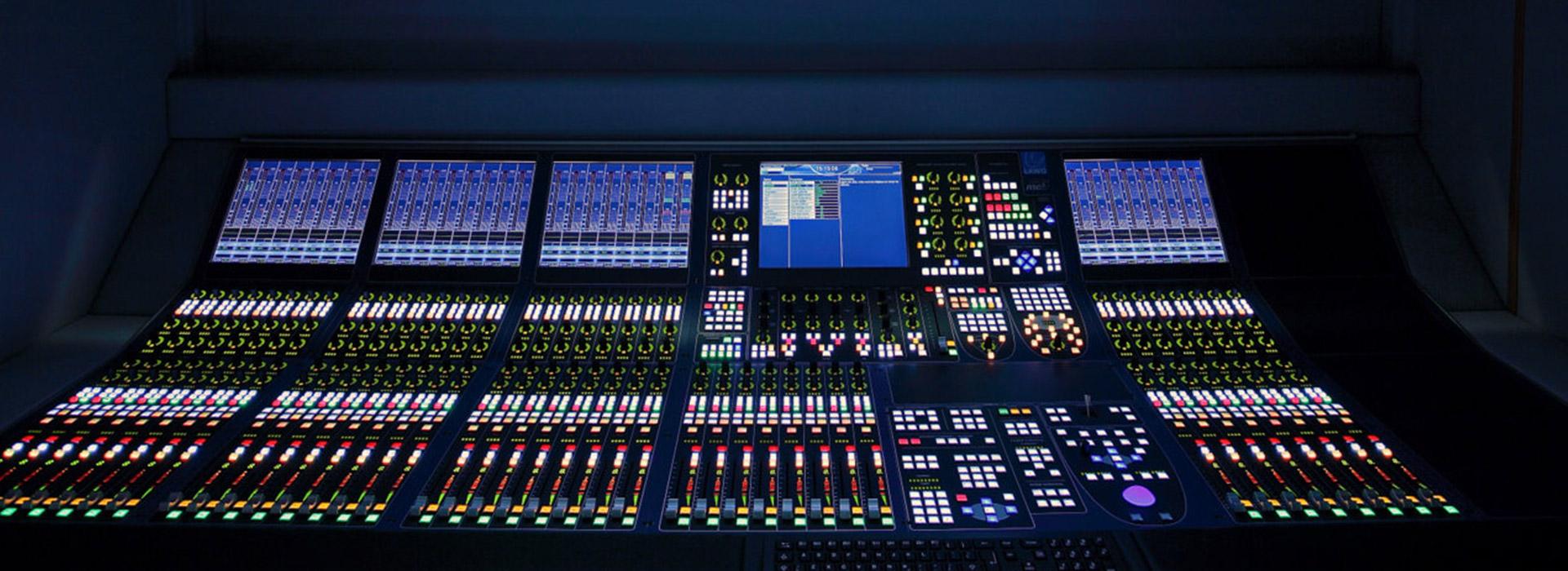 Creazione eventi e contenuti televisivi