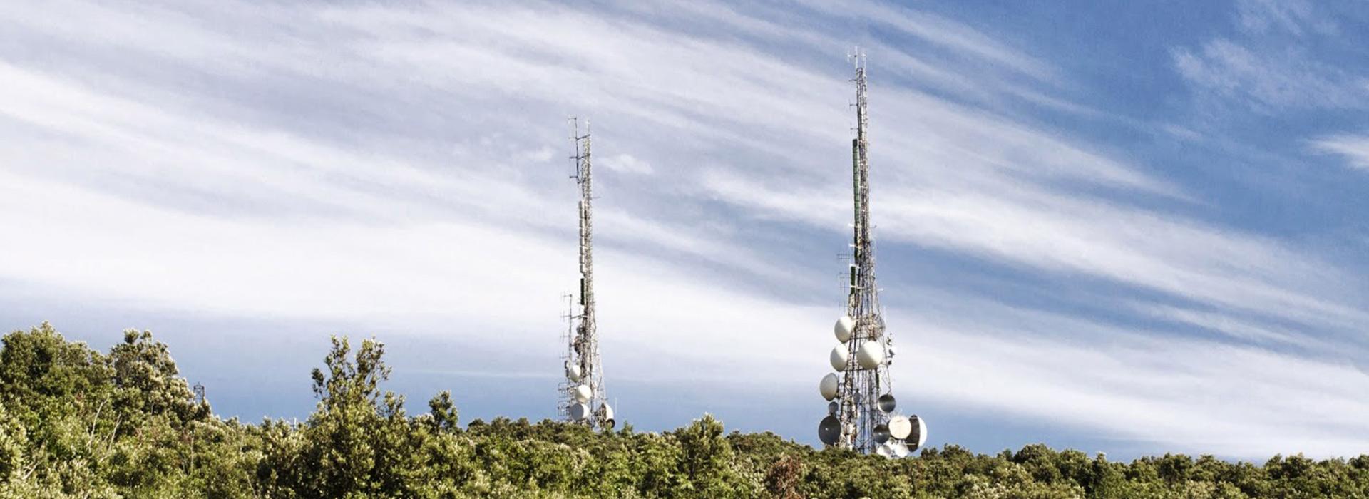 Impianti di trasmissione segnali digitali e DTT
