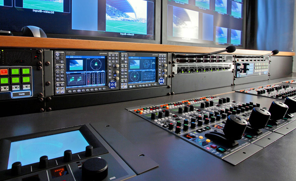 Mobile broadcast systems for TV Production