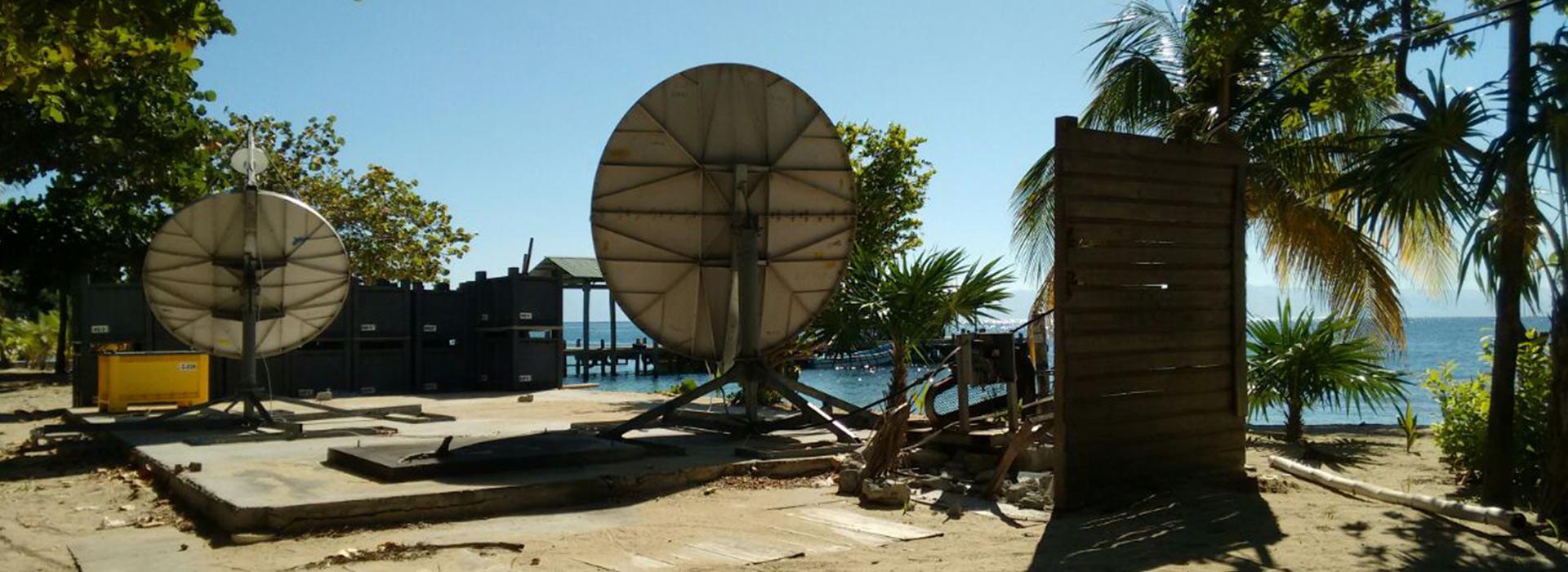 Riprese televisive satellitari