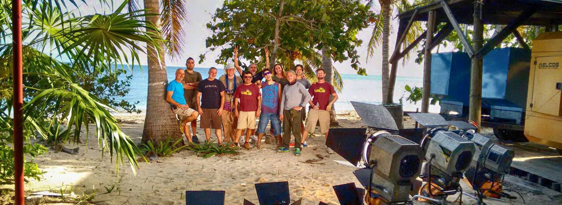 Videe al lavoro nelle isole più remote