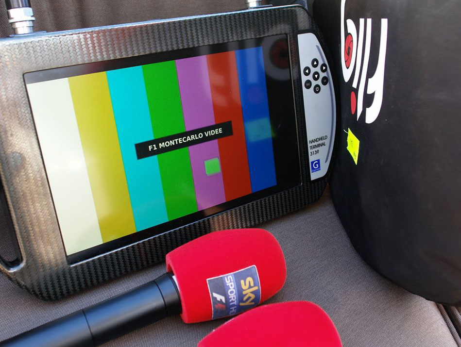 Television coverage services