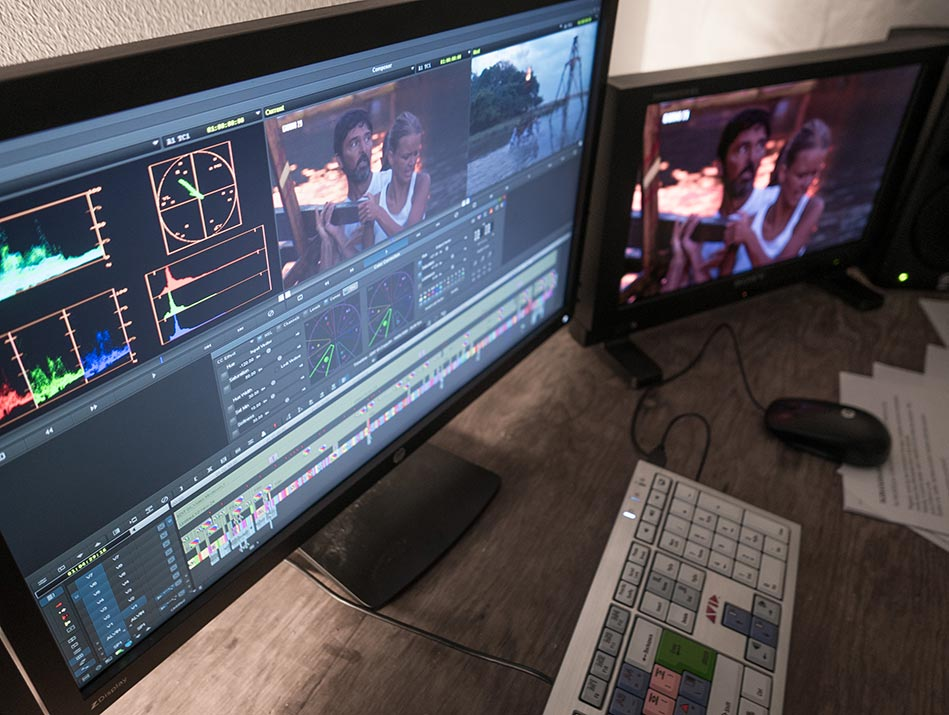 Post production services