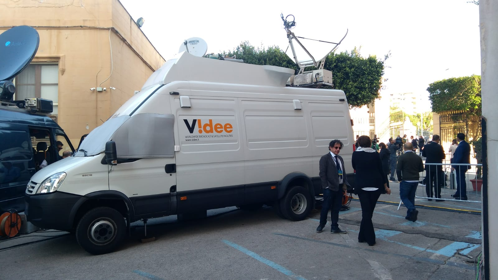 For Libya With Libya Videe DSNG
