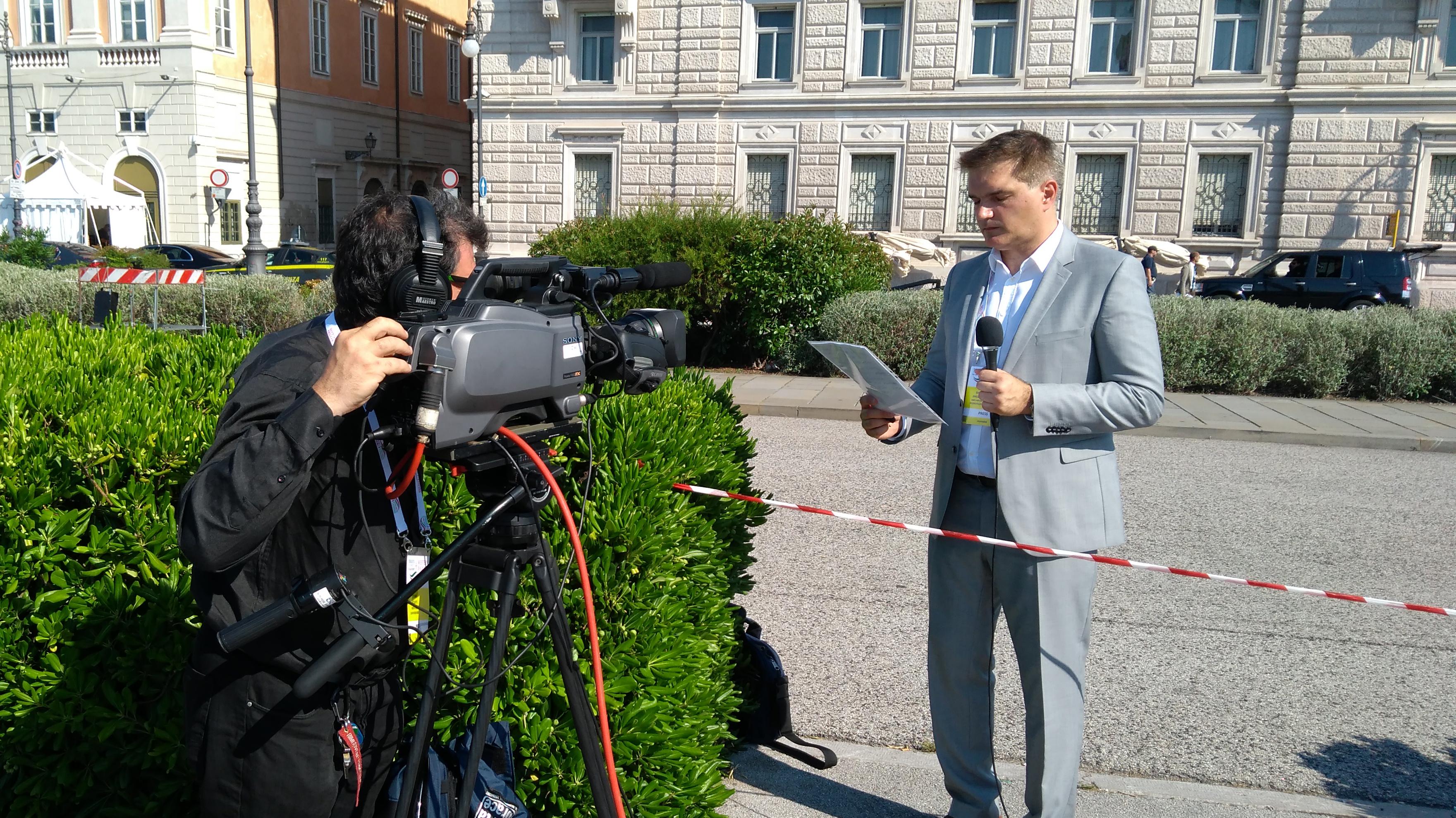 Western Balkan Summit Videe DSNG