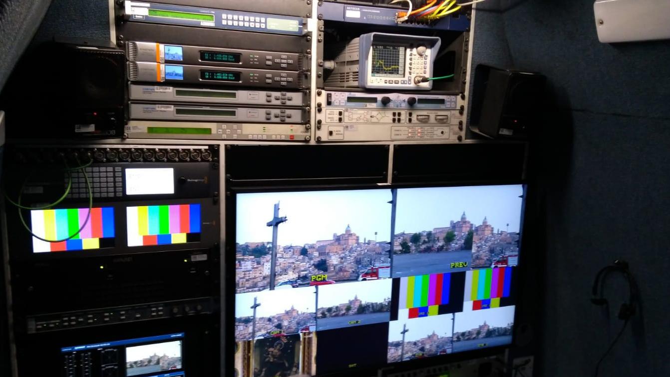 Papa Francesco SAT2000 Videe DSNG