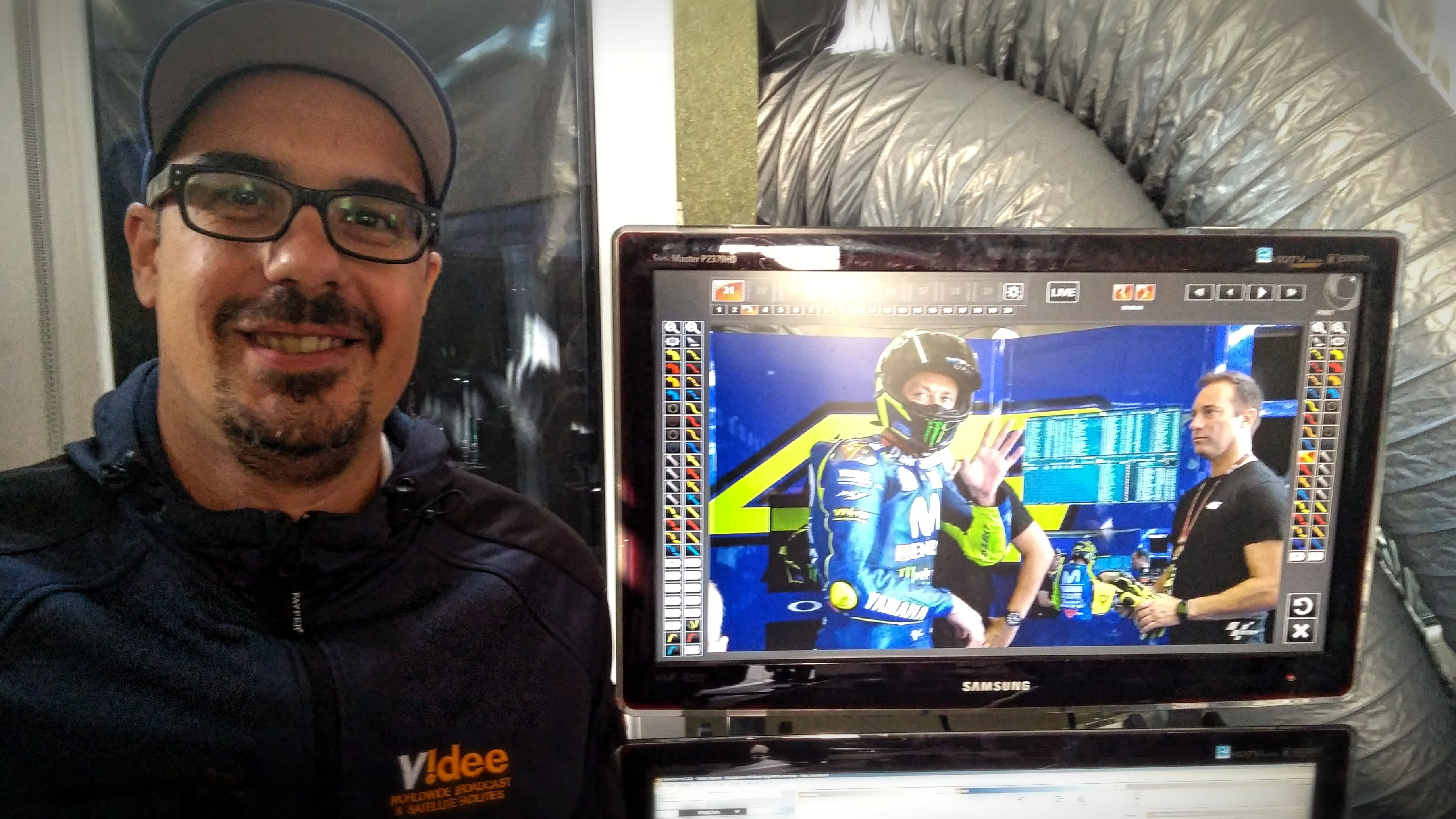 MotoGP GFX Tech Analisys Videe