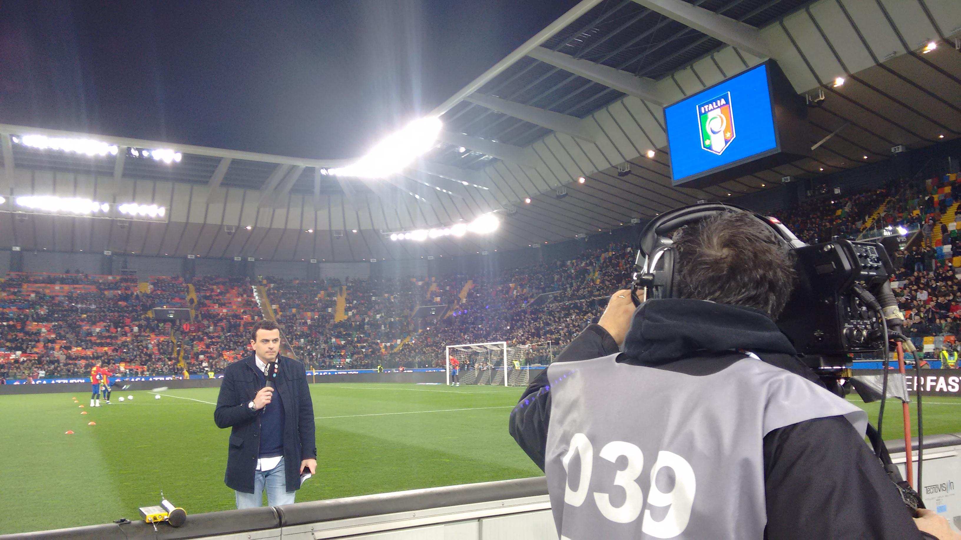 Calcio RAI nazionale