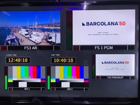 barcolana Barcolana50 trieste