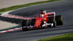 F1 Ferrari 2017 championship