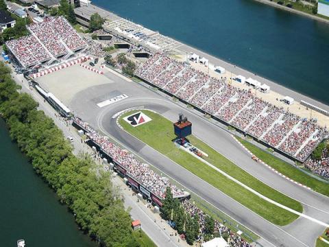 Canada GP, Remote Production Videe