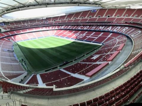 Wanda Stadium Madrid