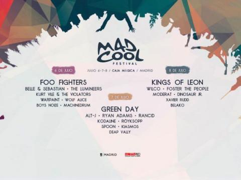 mad-cool-festival Regia Fly HD