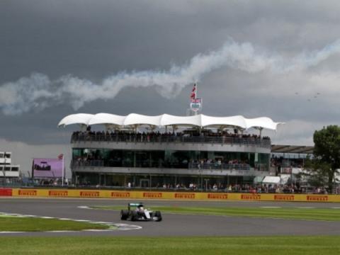 silverstone f1 circuit movistar