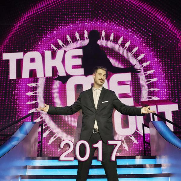 Take Me Out Studio MCR Ingest TV Show