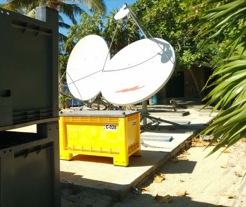 Sistemi di trasmissione segnali satellitari